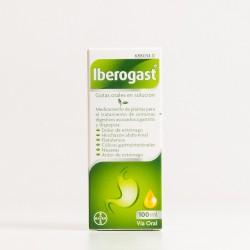 IBEROGAST ORAL DROPS SOLUÇÃO 1 GARRAFA 100 ML