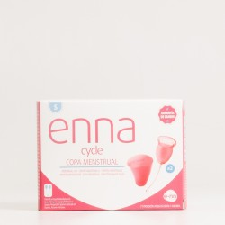 ENNA CYCLE COPA MENSTRUAL T- S