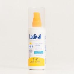 Ladival Piel Sensible Alergica SPF50+ Gel Spray, 150ml.