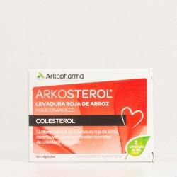 Arkosterol Levadura de Arroz Rojo, 60Cáps.