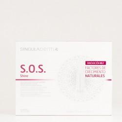 Singuladerm SOS Shine, 4 Viales x 10,5ml.