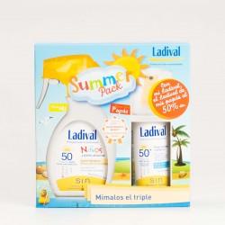 Ladival Summer Pack Niños + Adultos